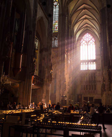 Cologne Cathedral Editorial