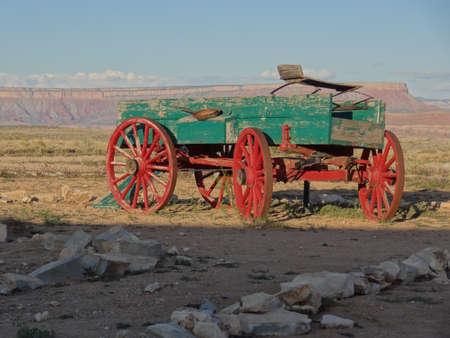 Hualapai Ranch Grand Canyon West Rim Stock fotó