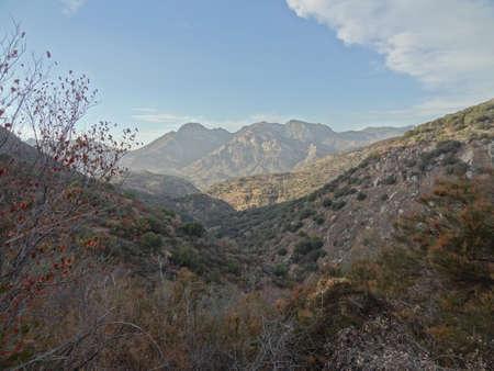 Mineral King, Sequoia National Park Stock fotó