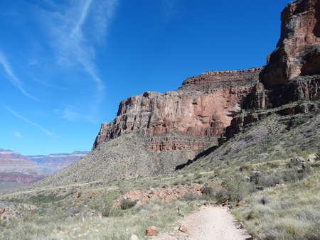plateau point: Grand Canyon