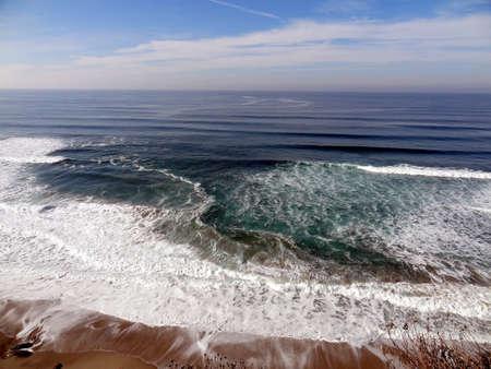 Pacific Ocean beach Stock fotó
