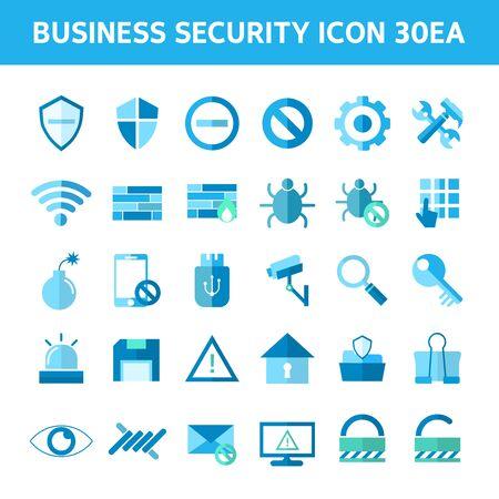 penetracion: Negocio conjunto de iconos