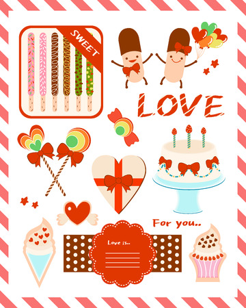 source: Pepero Day design source 1