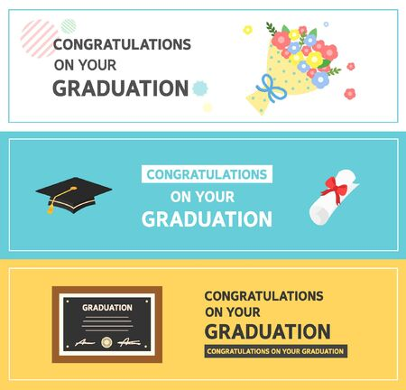 event: graduation congratulations event banner