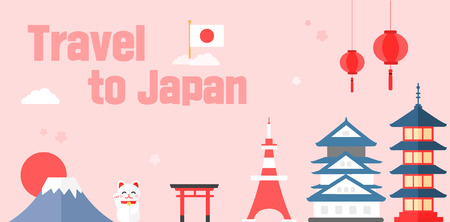 illust: illustrationtravel to japan