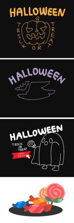 illust: illustration Halloween