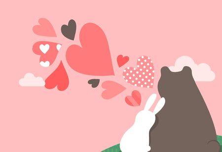 love image: illustrationsweet love image
