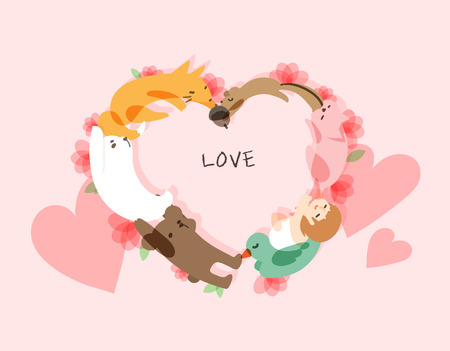 love image: illustrationsweet love image