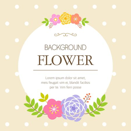 illust: flower illustration Illustration