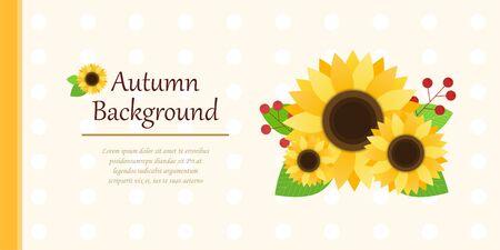 photoshop: Fall illustration