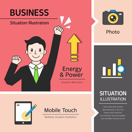 situation: Business Situation Illustration