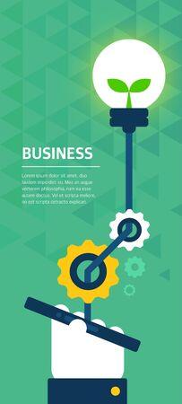 preferencia: business illustration