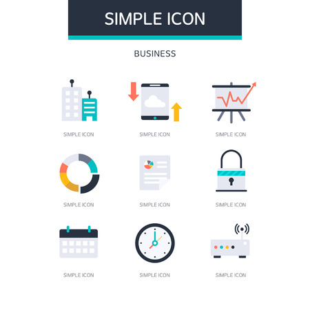 event icon: Business Simple Icon Set