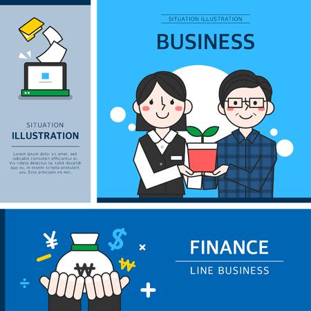 business illustration