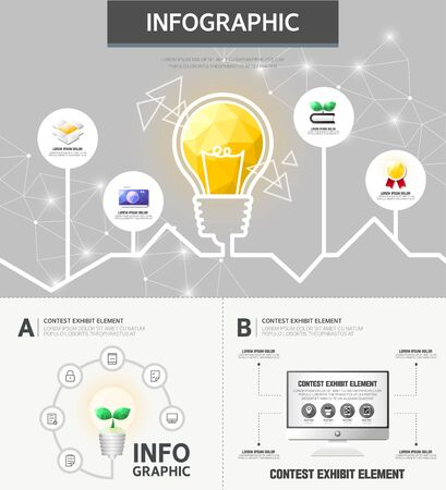 contest exhibit Infographic Illustration