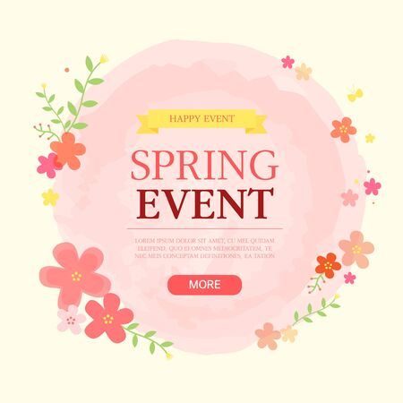 evento de primavera