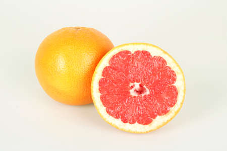grapefruits: ripe grapefruits