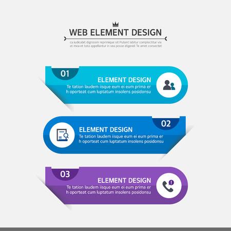 conjugation: Web element design
