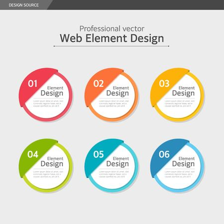 element: Element illustration Illustration
