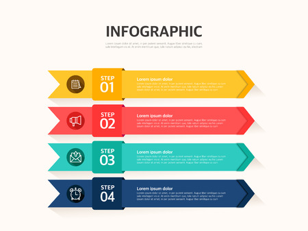 business: business infographic Illustration