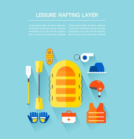 layer: leisure Rafting Layer