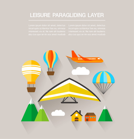 utilization: leisure Paragliding Layer