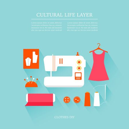 centers: cultural life DIY layer set