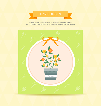 utilization: event card design