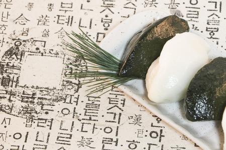 South Korea Traditional Food