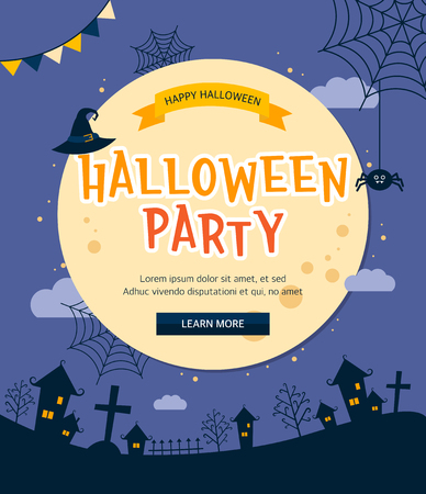 illustration: Halloween illustration Illustration