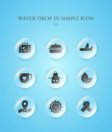 simple: Life Simple Icon Set