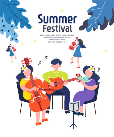 An exciting summer performance