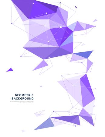 ppt: geometric design Illustration