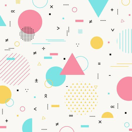 pattern design Иллюстрация