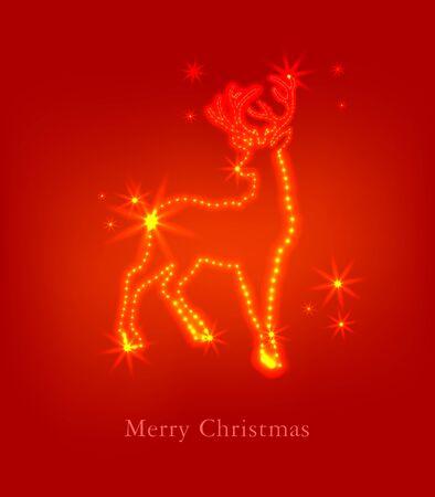 christmas illustration Çizim