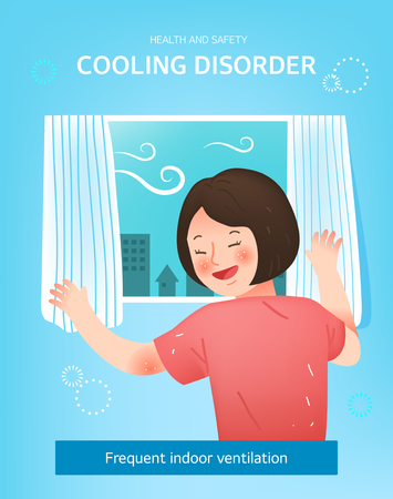 How to prevent cooling disorder