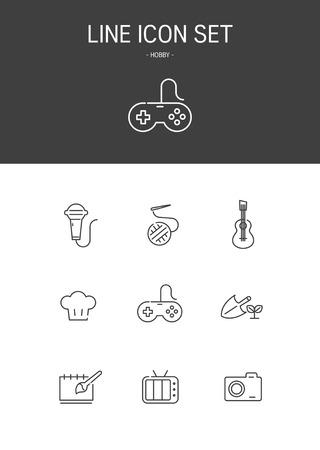 Hobby Line icon