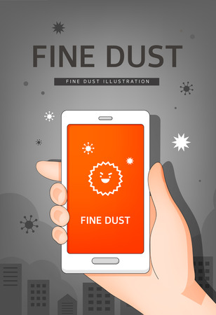 Health care from fine dust