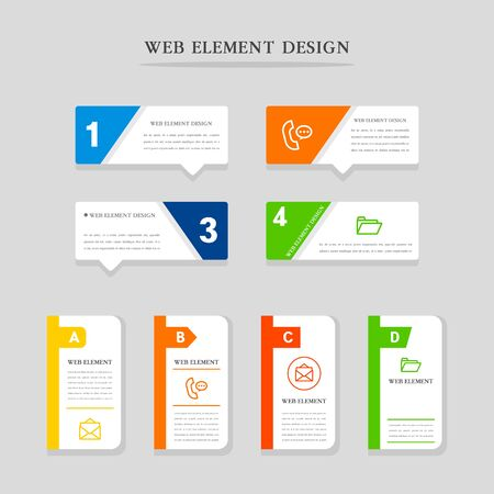 Infographic design vector and marketing icons can be used for workflow layout