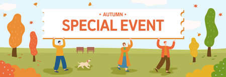 Autumn and Thanksgiving Sale Event