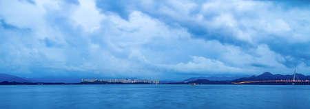 Shenzhen Bay Фото со стока