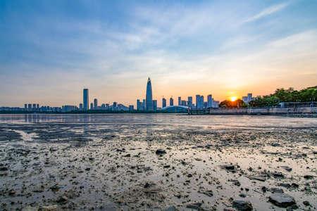 Shenzhen Bay Stock Photo