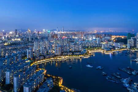 polis: Skyline of Shekou, Shenzhen