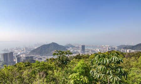 Shenzhen nanshan park Banque d'images - 98268340