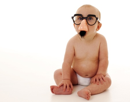 disguise: silly baby in disguise