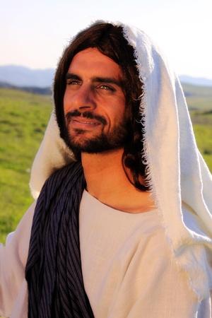 The Great Shepherd, Jesus