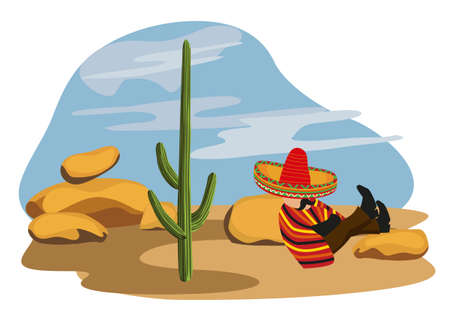 mexican culture: Mexican napping