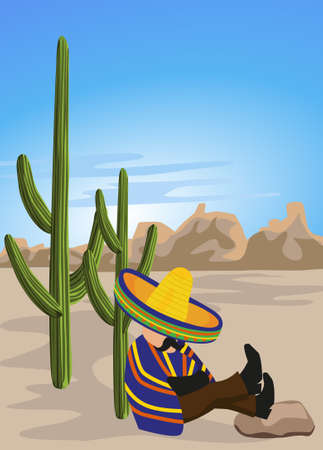 sombrero: Mexican napping