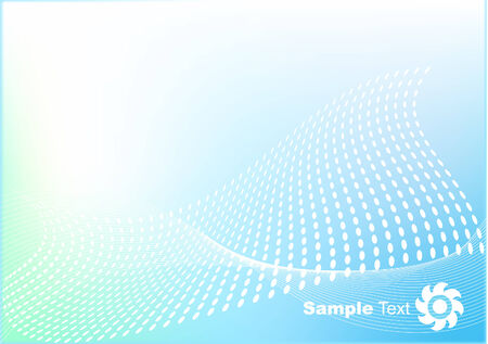 Abstract  background with place for a text Vector