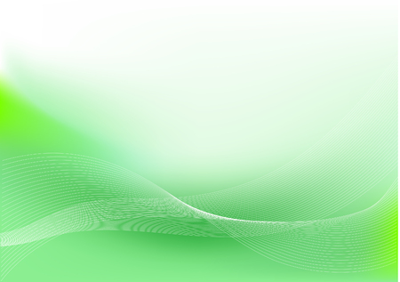 Abstract green hi tech background